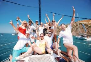 «Family sailing (Семейный яхтинг с детьми)», 8 дней