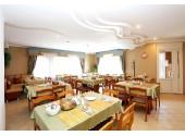 Отель  «Бригантина» Крым, все включено | питание