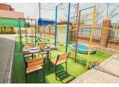 Отель  «Бригантина» Крым, все включено | детская площадка