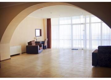 Люкс 2-местный  2-комнатный (вид на море) | Бухта Мечты Ласпи