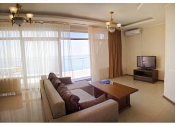 Апартамент 6-местный  4-комнатный (вид на море)| Бухта Мечты Ласпи