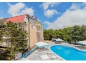 Отель  «Камелия Кафа» | Территория, внешний вид, бассейн