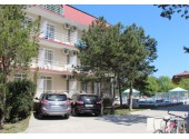 Отель  «Камелия Кафа» | парковка