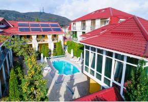 «Коктевилль» Отель
