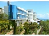 Гостиничный комплекс «Majestic» / «Маджестик», территория, внешний вид