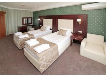 Отель Ribera Resort & SPA» / «Рибера Резорт & СПА» Люкс семейный 2-местный 2-комнатный