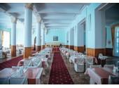 Парк-отель Романова ресторан шведской линии
