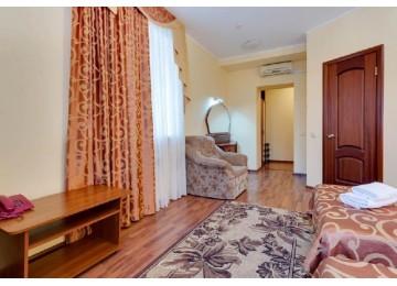 Отель «Русское море» Стандарт 2-местный 1-комнатный