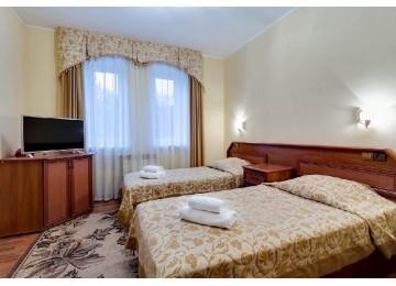 Отель «Русское море» Стандарт 2-местный 1-комнатны