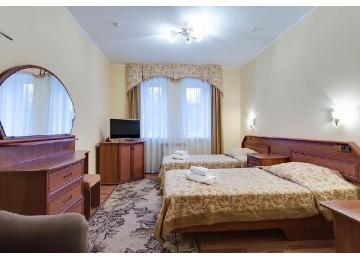 Отель «Русское море» Полулюкс  2-местный 1-комнатный