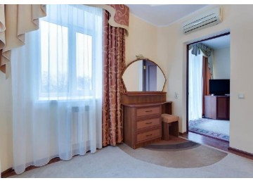 Отель «Русское море» Люкс  2-местный 2-комнатный
