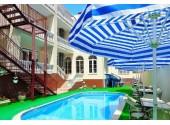 Отель «Русское море» Бассейн