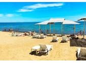 Отель «Русское море» Пляж