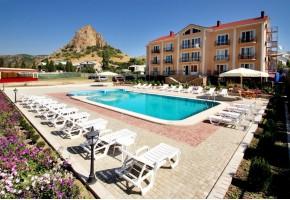 «Sea Land» Отель