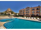 «Sea Land» Отель | территория, внешний вид, бассейн