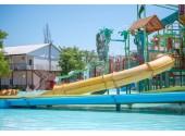 Пансионат «Азовский» Крым, бассейн с аквапарком