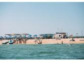 Пансионат «Азовский» Крым, пляж