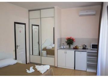 Семейные Апартаменты 4-местный  2-комнатный с кондиционером