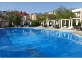 Пансионат «Царь Евпатор» | открытый подогреваемый бассейн