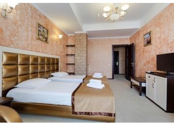 Пансионат «Царь Евпатор» | Полулюкс 2-местный  1-комнатный