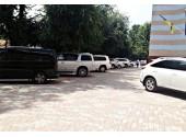 Санаторно-оздоровительный комплекс «Империя» парковка