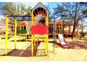 Санаторно-оздоровительный комплекс «Империя» детская площадка