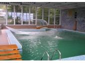 Санаторий  «Мисхор» |крытый бассейн с морской водой