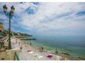 Санаторий  «Мисхор» | собственный пляж
