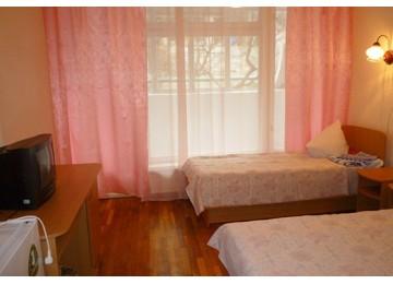 Санаторий Мисхор | Эконом  2-местный 1-комнатный