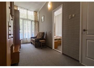 Санаторий Полтава-Крым Стандарт 2-местный 2-комнатный (корп.3)