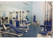Санаторий Полтава-Крым, лечебная база
