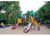 Санаторий Полтава-Крым, детская площадка